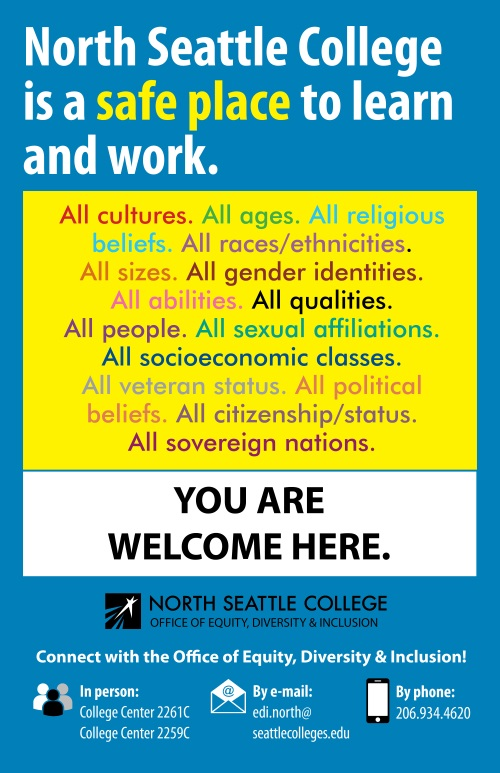 NSC safe place to learn and work